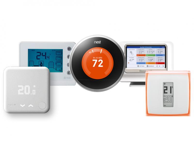 Smart controls pics